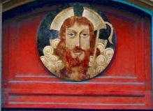 Christ de la Porte sainte de la cathédrale de Versailles