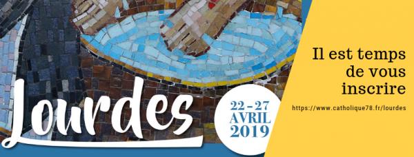 Aller à la page Pèlerinage diocésain Lourdes 2019