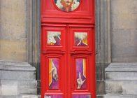 Porte Sainte du diocèse de Versailles