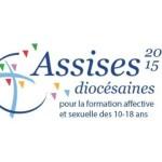 Logo Assises diocesaines pour les relations affectives et sexuelles des jeunes