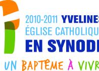 Logo synode diocésain Versailles