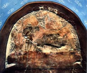 Fresque de la maison chrétienne de Doura Europos, IIIe siècle