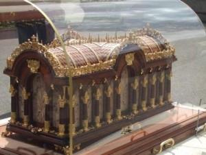 Vénération des reliques