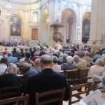 Assemblee conference cardinal Tauran