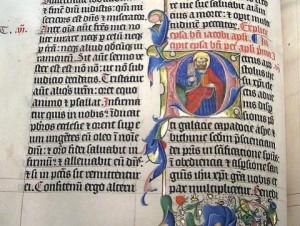 la bible (crédit wikicomon)