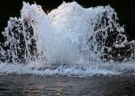 l'eau du baptême