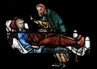 visiter les malades