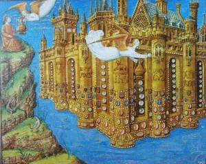 la Jérusalem céleste, Apocalypse des ducs de Savoie