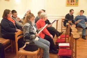 rencontre évêque/handicapés 3