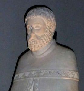 détail visage Joseph