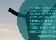 Amoris Laetitia §105-108 Le pardon