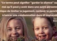 Amoris Laetitia §111-113 L'amour excuse tout