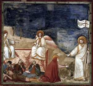 Giotto - Noli me tangere