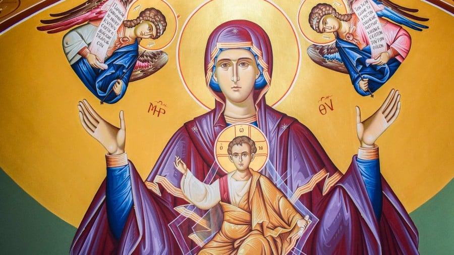 neuvaines à Marie