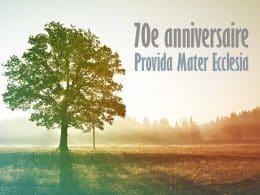 Provida Mater Ecclesia