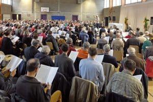 Rassemblement chorales liturgiques diocèse de Versailles 2017