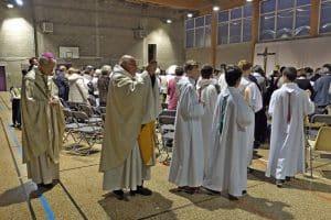 Rassemblement des chorales liturgiques diocèse de Versailles 2017