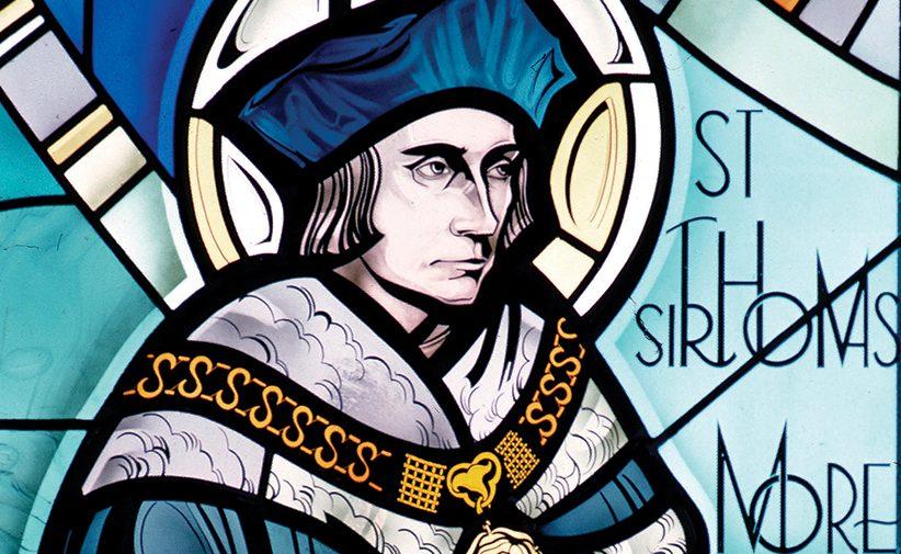 Saint Thomas More, la fidélité à l'Eglise au prix de la tête - Diocèse de  Versailles