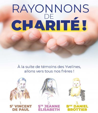 Affiche Rayonnons Charite